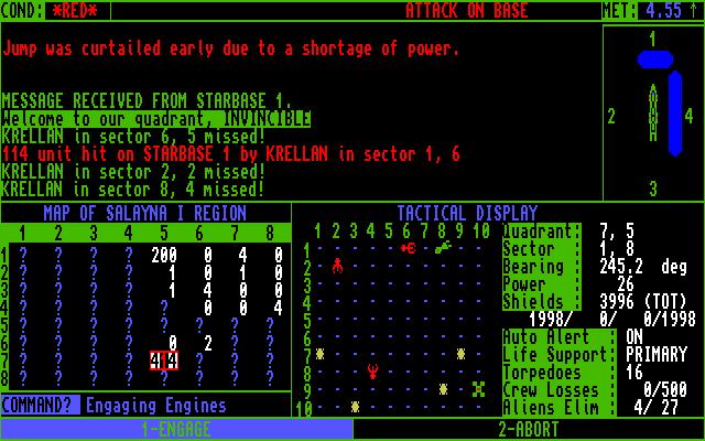 Slik ser altså spillet ut på Amiga.
