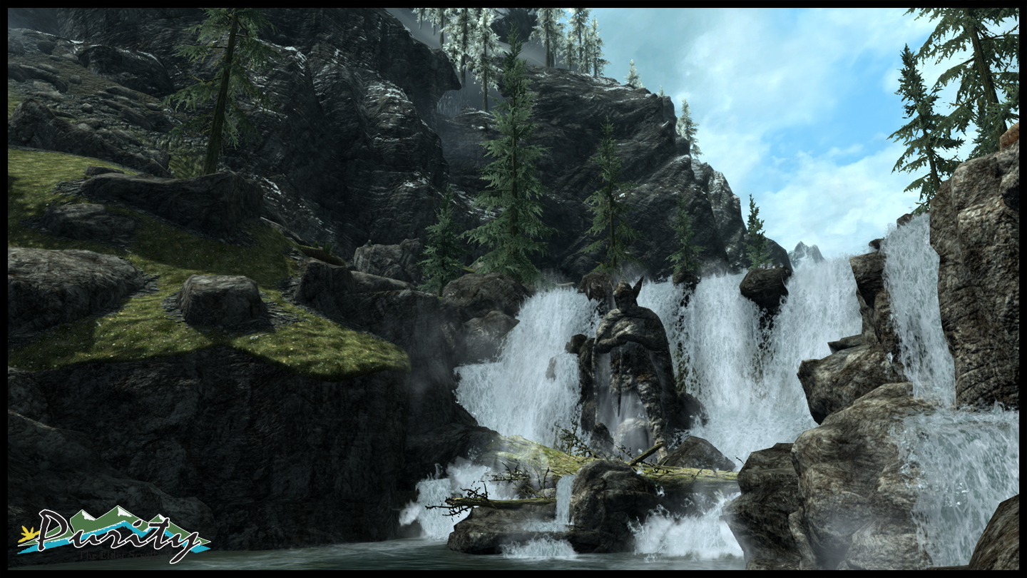 Purity-modden for Skyrim.