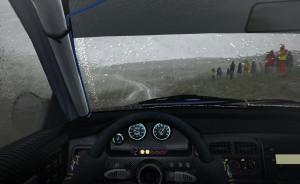 Det regner ofte i Wales. Men du kan stille inn både vær og tid på døgnet selv. Det liker jeg.