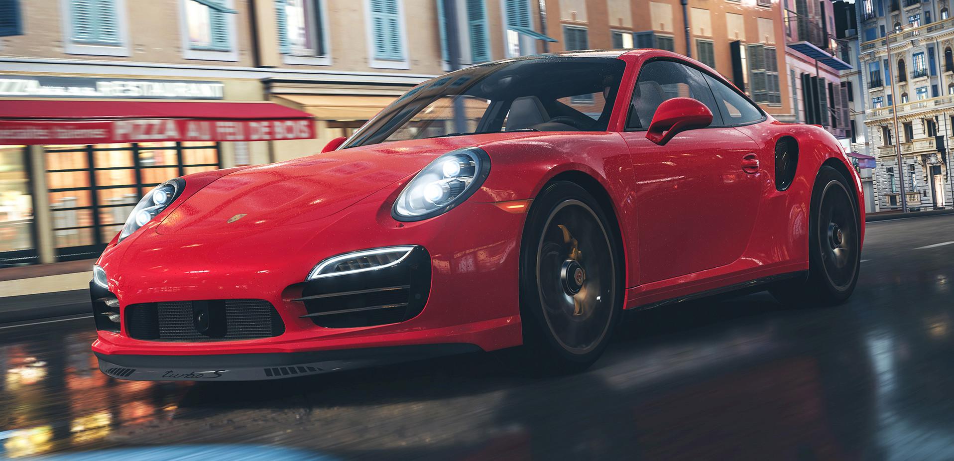 Porsche - Forza Horizon 2