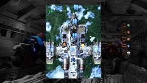 En kul funksjon er at spillet har støtte for vertikale skjermer. Du kan også, eh, snu skjermen.