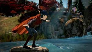 Nye King's Quest har actionsekvenser, men det er ikke første gang vi finner slikt i denne serien.