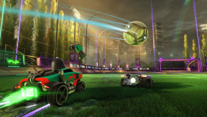 Man burde lage flere spill basert på slike konsepter. Hva med skihopp for rakettbiler?