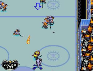 Jeg må innrømme at min første reaksjon var: Dette er ikke Speedball 2.