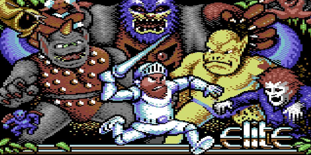Ghosts'n'Goblins Arcade