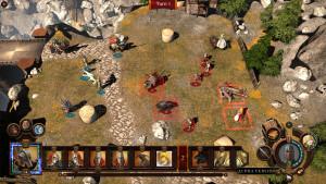 Heroes VII combat