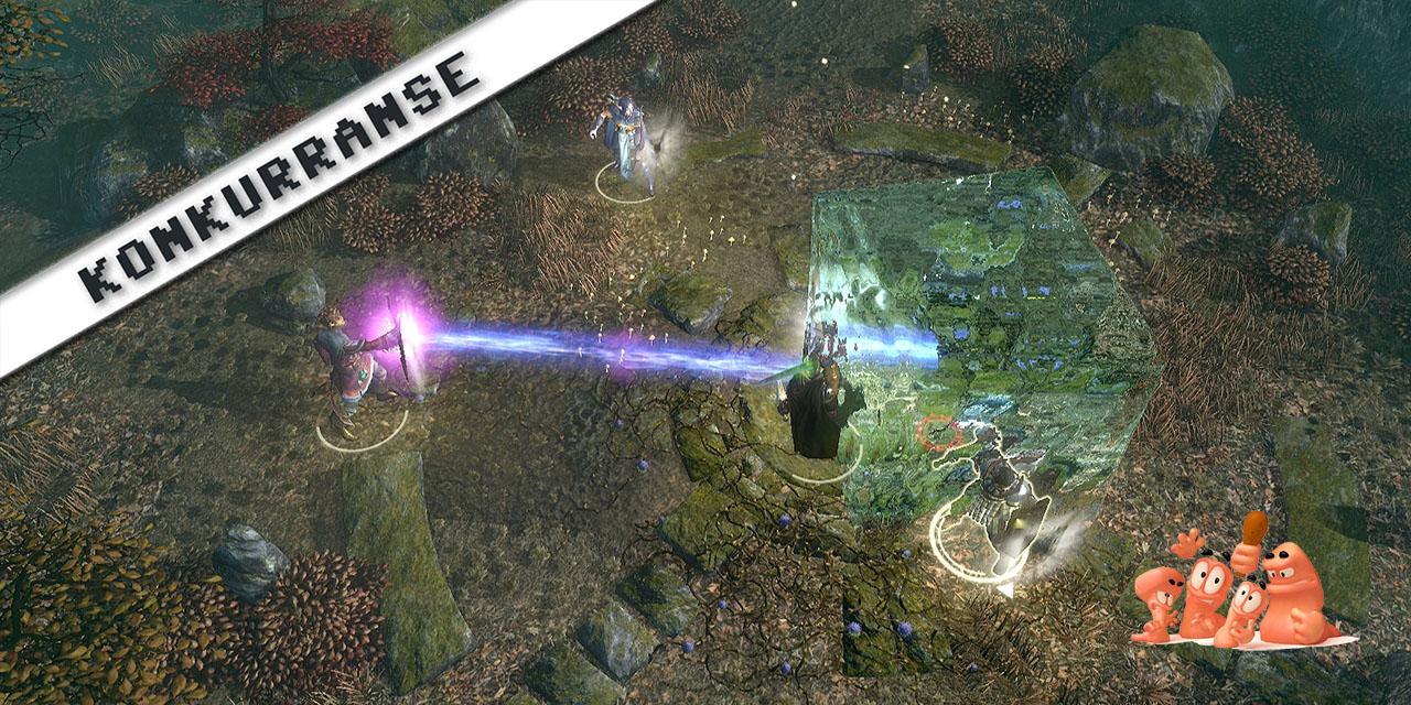 Sword Coast Legends-konkurranse