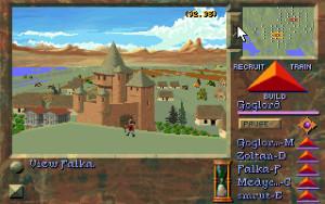 Stronghold: The Kingdom Simulator.