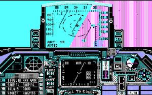 Falcon fra 1987.