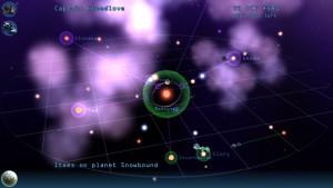 Utforsk et datagenerert univers.