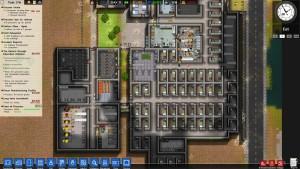 Velkommen til fengselet mitt. Jeg tror du vil trives her. Bare se opp for morderne, de har jeg ikke helt kustus på.