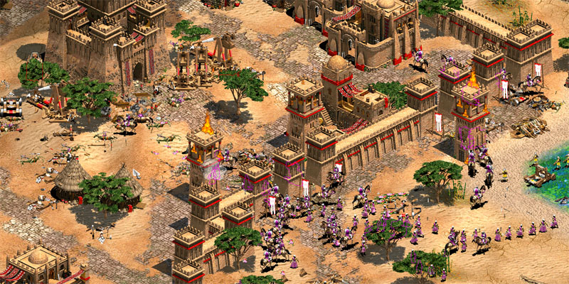 Age of Empires II: The African Empires