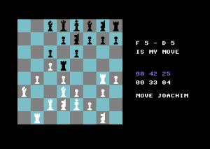 Jeg spiller som Magnus Carlsen.