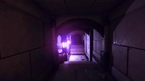 Det er veldig fint at belysningen er i orden når man utforsker underjordiske ruiner.
