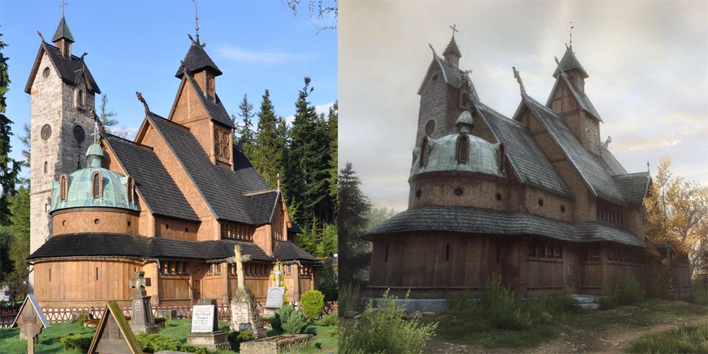 Vang Stavkirke