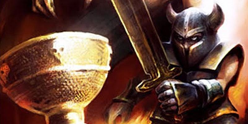 Knight & Grail