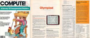 Spillet stammer egentlig fra bladet Compute!