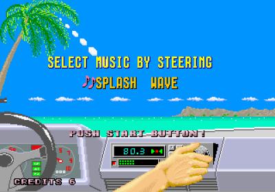 Musikken er en svært viktig del av spillet.