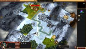 Sorcerer King ser betydelig penere ut enn Stardocks forrige fantasy-strategispill, Fallen Enchantress.