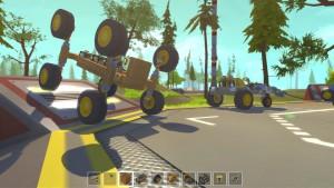 Den ser rar ut, men du vil sette pris på de ekstra hjulene når du ruller rundt.