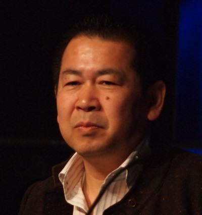 Yu Suzuki på Game Developers Conference i 2011 (offisielt bilde).