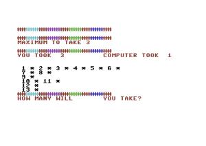 Alpha Softwares NIM. Dette er ikke akkurat brukervennlig presentasjon.