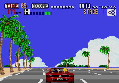 Mega Drive-versjonen.