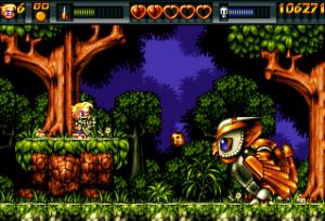 Med WHDLoad blir det lettere og bedre å spille Amiga-spill som Ruff'n'Tumble.