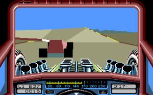 Hva med en runde Stunt Car Racer?