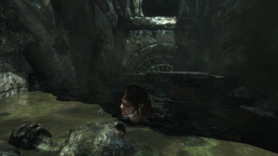 Lara prøvespiller for ny Poltergeist-film.