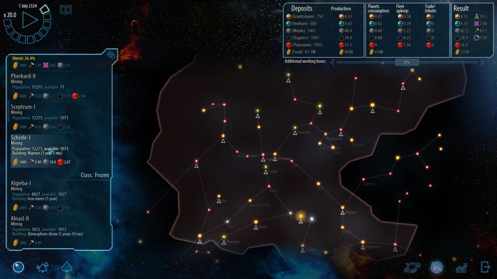 Polaris Sector – et romstrategispill av den gamle, gode sorten.