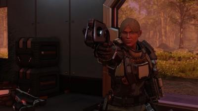 Hva i *** gjør Sarah Palin i XCOM 2?