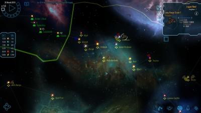 Spillet ser ganske pent ut, selv om det er litt begrenset hva man kan gjøre med spill i denne sjangeren.