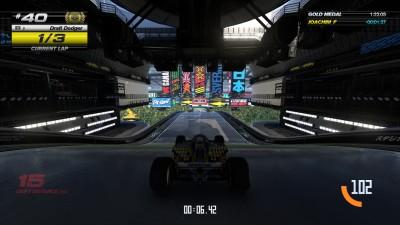 Velkommen tilbake, TrackMania.