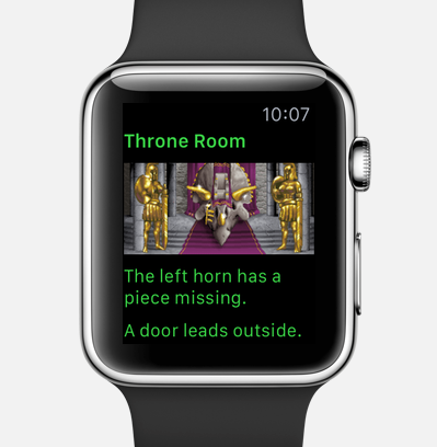Oppfølgeren for Apple Watch.