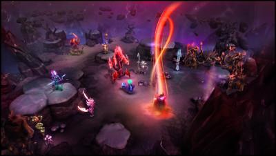 Julian Gollops nyeste spill, Chaos Reborn.