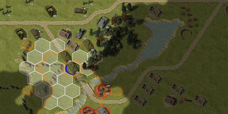 Tank Battles: 1944