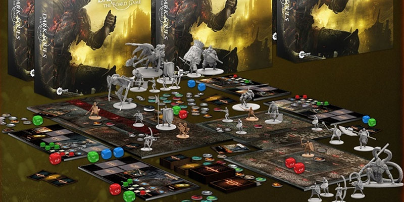 Dark Souls The Boardgame