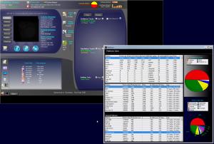 Slik ser Gamebiz 3 ut. Det finnes vakrere spill. Merk at FunkBox-en min gjør det tålig bra på konsollmarkedet!