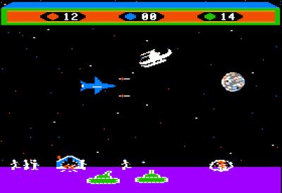 Slik så Apple II-versjonen ut (bilde: Huwmanbeing).