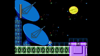 Mega Man-spillene er faktisk tilgjengelige i tilnærmet original form.