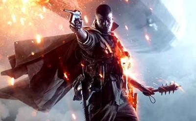 Teaserbilde fra Battlefield 1 som lakk via Xbox Marketplace tidligere i dag.