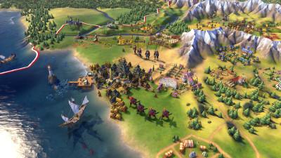 Et av tre bilder fra det nye spillet.