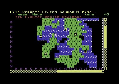 Gjennom Interstel kom spillet også til Commodore 64.