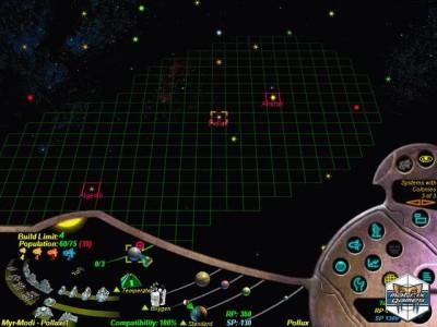 Reach for the Stars anno 2005 ble utgitt av Matrix Games.