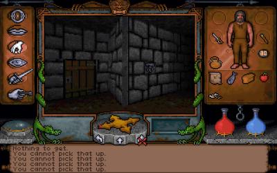 Ultima Underworld kom ut før Doom.