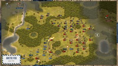 Bilde fra Winter War-ekspansjonen.