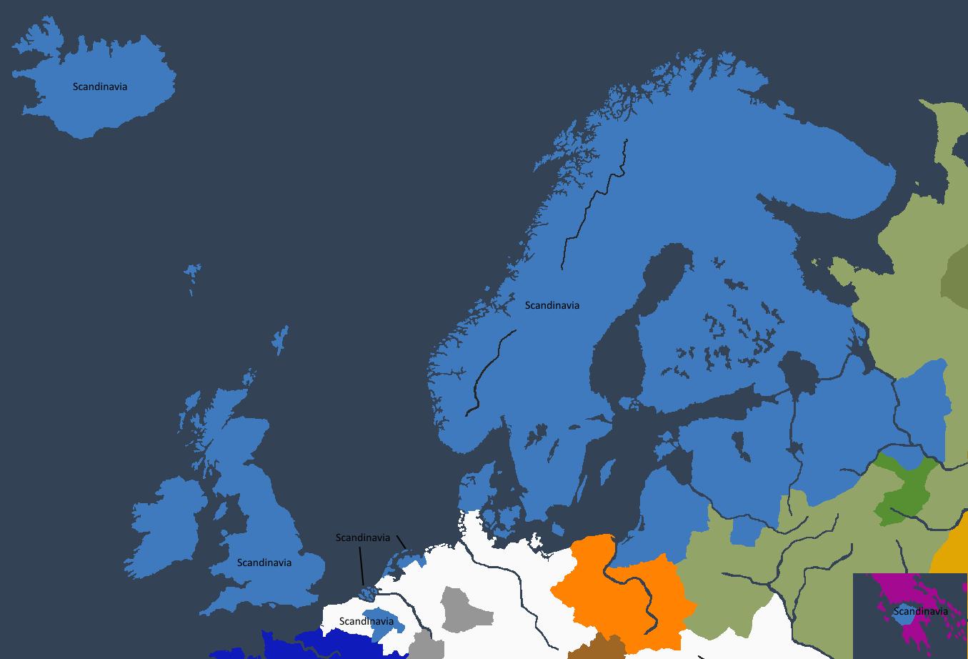 Riket ved Geirr Is maktovertakelse.