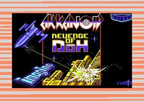 Gamle Commodore 64-eiere husker nok grafikken og musikken som kom mens spill lastet inn.