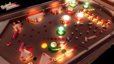 Mindwares nyeste prosjekt er flipperspillet Pinball Parlor.